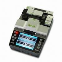 Wholesale Fusion Splicer with Fixed V-groove, USB Port and VGA Interface, Auto Check Cleaved End-face from china suppliers
