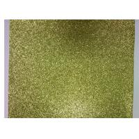 Wholesale JC 1.38 Meter Width PU Leather Gold Glitter Fabric Decoration KTV Living Room from china suppliers