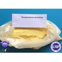 Wholesale Injectable Anabolic Steroids Muscle Gain Trenbolone Acetate Tren A CAS 10161-34-9 from china suppliers