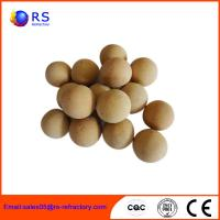 Wholesale Resistance High Temperature Refractory Products Refractory Ball For Hot Blast Furnace from china suppliers