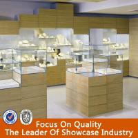 Wholesale high quality jewellery showroom designs/jewellery counter display/jewellery showcase from china suppliers