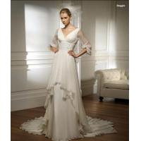 Wholesale Wedding Gown (HS-064) from china suppliers