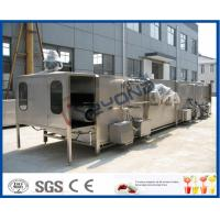 Wholesale 5000LPH Soft Drink Production Line For Soft Drink Manufacturing Process from china suppliers