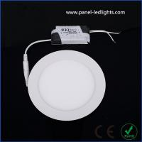 Wholesale SMD2835 Panel LED Lights Small Round LED Recessed Panel Light 3 inchΦ 110mm*15mm from china suppliers