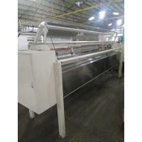 Wholesale Horizontal Fabric Roll Cutting Machine , Industrial Fabric Die Cutter For Quilted Panel from china suppliers