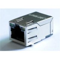 Wholesale J3026G01DNLT   LPJ3026BBNL Magnetic Surface Rj45 10/100Base-T Shielded w/LEDs from china suppliers