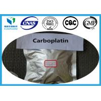 Wholesale Antineoplastic Drug Carboplatin Carboplat CBP Raw Powder CAS 41575-94-4 from china suppliers