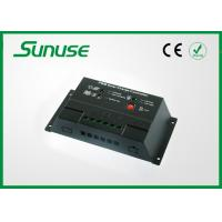 Wholesale 20a 12V 24V PWM solar panel regulator charge controller with LED display from china suppliers