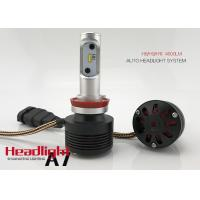 Quality Waterproof LED Replacement Headlights , 4600LM Jeep LED Headlights For Farming for sale