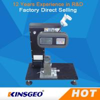 Wholesale Charpy Izod Imapct Rubber Testing Machine / Melt Flow Index Units ISO179-2000 from china suppliers