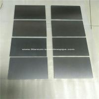 Buy cheap chromium targets 10mm*200mm*200mm from wholesalers