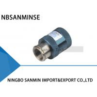 Wholesale Female Male Pneumatic Mechanical Valve SV Hand Sliding Switches Hand Slide Valve Fittings from china suppliers