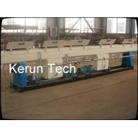 Wholesale HDPE Double Wall Corrugated Pipe Machine , Pp Pipe Production Line from china suppliers