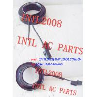 Wholesale air conditioning compressor clutch coil HALLA HCC HS-15 HS15 Ford Ranger Mazda / HS18 Hyundai STAREX A/C AC clutch coil from china suppliers
