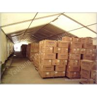 Wholesale Outdoor Portable Industrial Storage Tents Shelter , Commercial Storage Tents from china suppliers