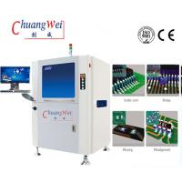 Wholesale Germany Camera Automated Optical Inspection Systems , SMT LED Inspection Machine from china suppliers