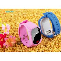 Wholesale Personal Child Tracking Device Children GPS Tracking Watch Support Mobile APP from china suppliers