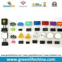 Wholesale Office Stationery Popular Different Shapes Binder Paperclips Fateners from china suppliers