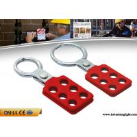 Wholesale 25 Mm Shackle Safety Lockout Hasp from china suppliers