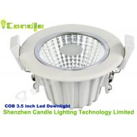 Wholesale 3.5 Inch Dimmable 9w Led Downlights Round Waterproof Ip65 For Shopping Mall , School from china suppliers