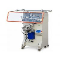 Wholesale SX - 3A Semi Auto Plastic Bottle Container Tube Screen Printing Machine from china suppliers