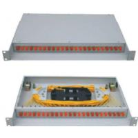 Wholesale FC Dummy drawer Fiber Optic Patch Panel apply he branch connection of fiber termination from china suppliers