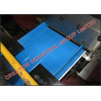 Wholesale Colored Steel Standing Seam Roof Sheets Making Machine 15-20m/min from china suppliers