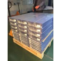 Wholesale 0.1mm Overlay PVC Card Material Transparent Plastic Sheets With Glue Film from china suppliers
