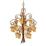 Wholesale hotel chandelier MD6559A-5 from china suppliers