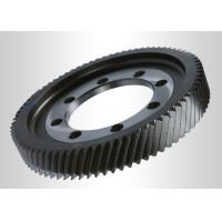 Quality Internal Helical Machine Parts Heavy Duty Gears / Spiral Bevel Gear for sale