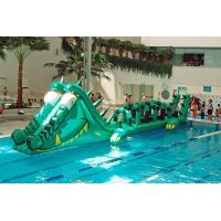 Wholesale Water Challenge Sports Equipment, Inflatable Water Obstacle Courses from china suppliers