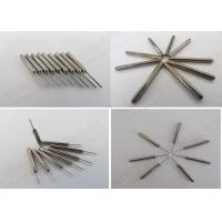 Wholesale Straightness Tungsten Carbide Nozzle / Grinding Carbide Needles for Bobbin Winding Machine from china suppliers