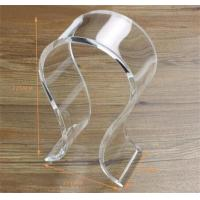Wholesale custom wholesale headset earphone display, acrylic headphone display stands from china suppliers