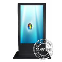 Wholesale 65 Inch Touch Touch Screen Kiosk with Intel NM10 Express Chipset from china suppliers
