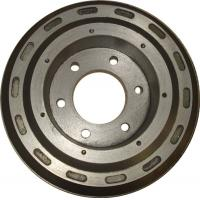 Wholesale Pressure Die Casting Iron / Stainless Steel For Metal Machining Parts / Farm Implement Wheel from china suppliers