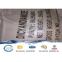 Wholesale White powder Dcd Dicyandiamide for making dye auxiliaries 99.5% from china suppliers