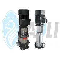 Wholesale Vertical Multistage Centrifugal Pump , High Pressure Multistage Pumps Electric Motor from china suppliers