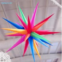 Wholesale Customized Inflatable Haning Star with Led Light for Party and Events Decoration from china suppliers