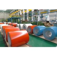 Wholesale Color Coated Roofing Sheets PPGL Coil , Pre Painted Aluminum Coil 60 g/m2 - 180 g/m2 from china suppliers