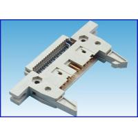 Wholesale straight female header 2 54mm straight header Shruded header S/T big latch type from china suppliers