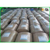 Wholesale White Raw Material Jumbo Roll  Paper Roll Width 841mm For Notebook Printing from china suppliers