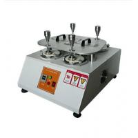 Wholesale Fabric Martindale Abrasion Testing Machine , Martindale Abrasion Measurement Equipment , Martindale Testing Equipment from china suppliers