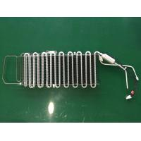 Quality Finned Evaporators 8.0*0.6mm / Used Aluminous Material / For Refigeration System for sale