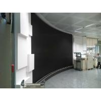 Wholesale HD High Brightness SMD  P4 Flexible Led Screens Round Curved Led Wall for Rental Show Advertising from china suppliers