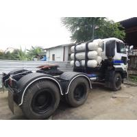 Quality NGV Natural Gas CNG TANK , High Impact Resistant 250 bar 3600PSI CNG Steel Cylinder for sale