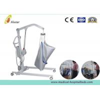 Wholesale Double Wheel Hospital Bed Accessories , Home Care Patient Lifter For Match With Bed from china suppliers