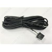 Wholesale Black Taximeter Electrical Wire Harness For Commercial Vehicles With Samtec ISSM-04 from china suppliers