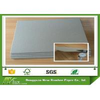 Wholesale Stocklot Matte Paper 1.5mm Grey Sheet Cardboard Book Boards For Binding from china suppliers