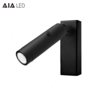 Buy cheap Wall mounted bedside wall light led headboard wall light 3W & led reading wall from wholesalers