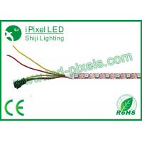 Wholesale High brightness flexible LED strip lighting / DC5V weatherproof LED strip 14.4w sk6812 from china suppliers